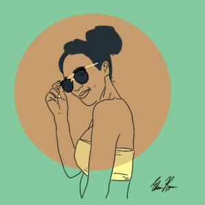 She Lookin' by Edwin Rogers