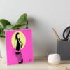 Club Girl digital print