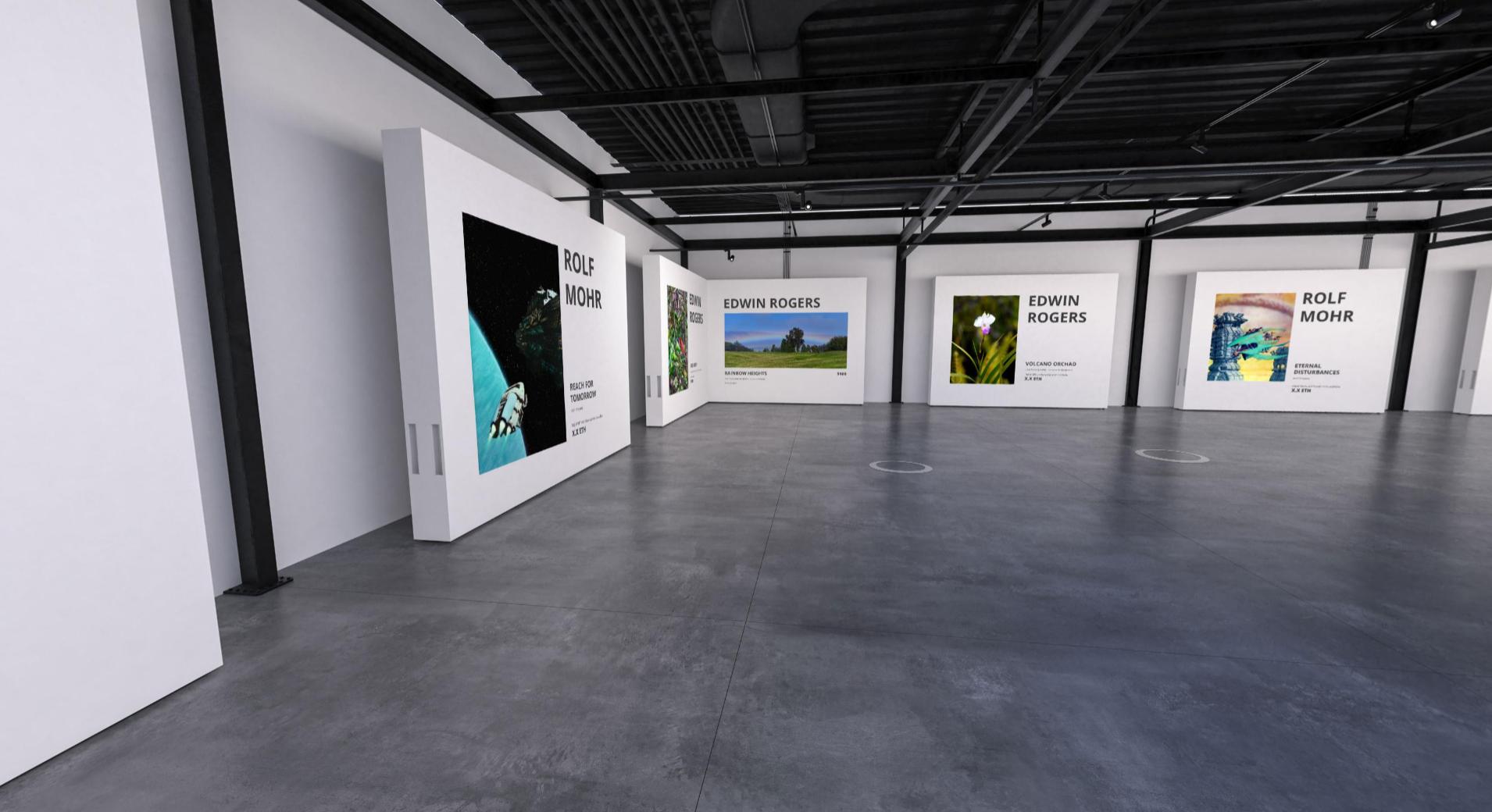 Virtual Gallery