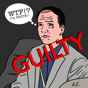 White Guilt by Edwin Rogers